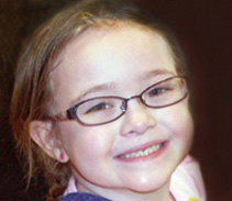 Rylee Williams, now 5, recovered from serious foodborne illness-related complications and underwent a successful kidney transplant.