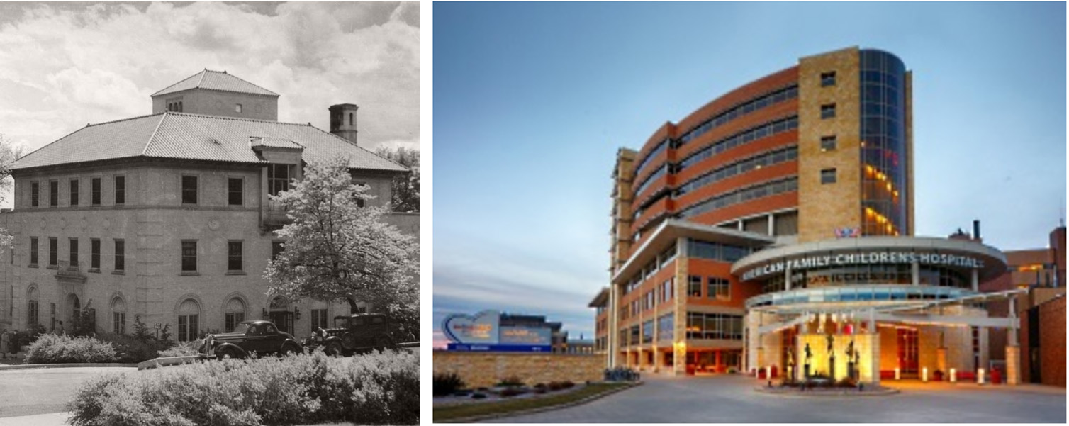 childrens hospitals old and new